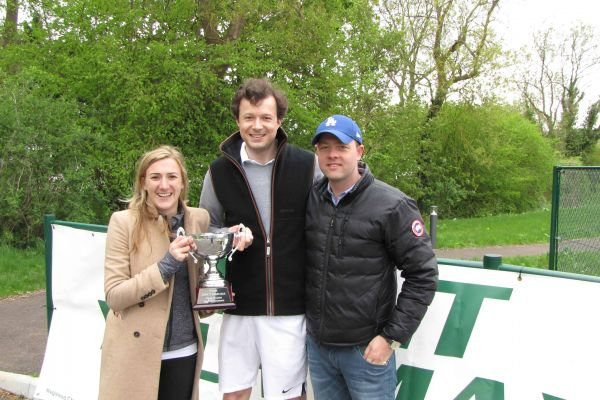 Annual Bradfield Mixed Doubles Tournament - April 2018