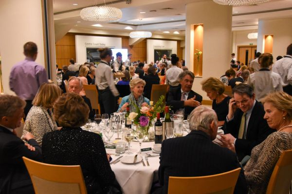 GIYM Fundraising Dinner March 2017