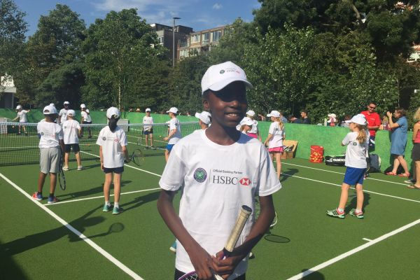 HSBC Wimbledon Clinic July 2017