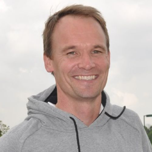 Rhys Hanger joins Give It Your Max as Tennis Manager