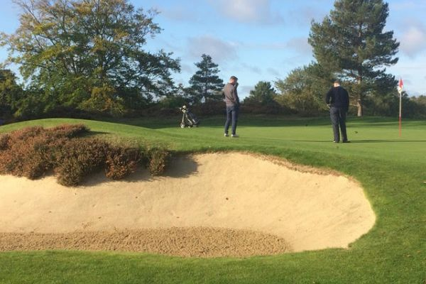 GIYM & ICP Golf Day at The Berkshire - October 2019