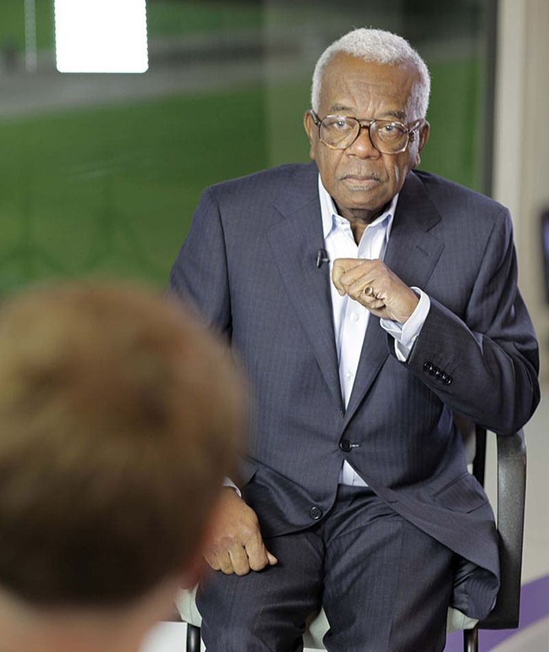 Sir Trevor McDonald OBE