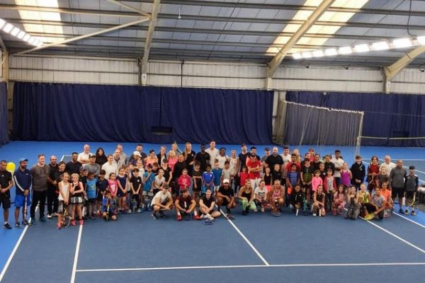 Tony Porter Tennis Tournament - October 2019