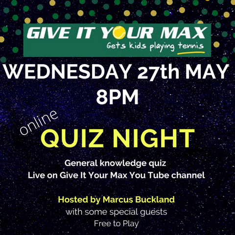 Quiz night final flyer