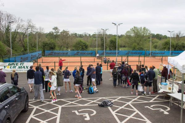 Annual Bradfield Mixed Doubles Tournament - April 2019