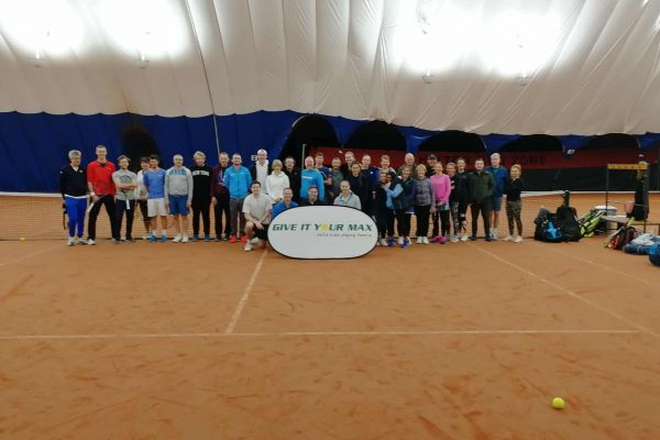 Halton Tennis Club, ProAm Fundraiser - December 2018