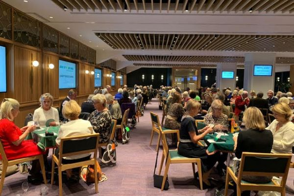 Bridge Evening at the AELTC - October 2019